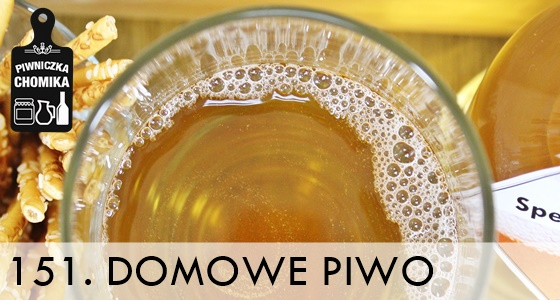 Domowe piwo Special Lager