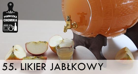 Likier jabłkowy