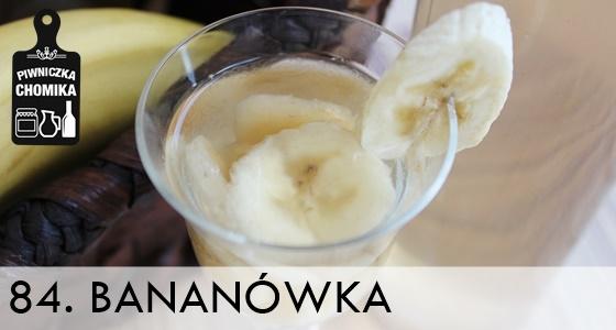 Nalewka z bananów