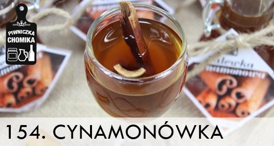 Cynamonówka - nalewka z cynamonu