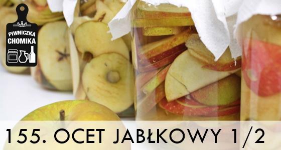 Domowy ocet jabłkowy - cz. I