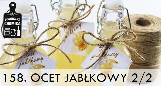 Domowy ocet jabłkowy - cz. II
