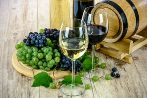 Wina własnej roboty
