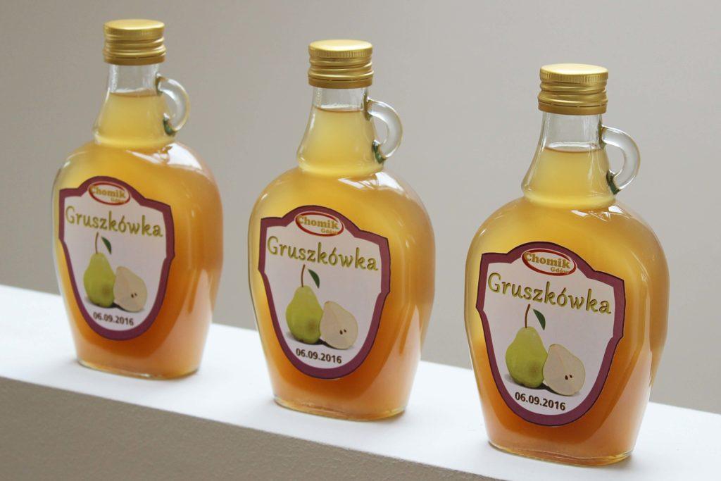 Szeroka paleta butelek gwarantuje znalezienie produktu spełniającego najbardziej wymagające potrzeby