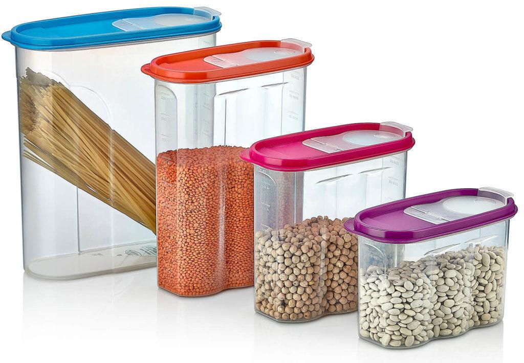 Pojemniki Hobby Life są wykonane z elastycznego i jednocześnie twardego plastiku, odpornego na uszkodzenia mechaniczne.