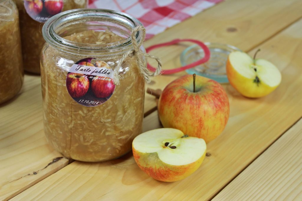 Tradycyjny słoik Weka jest idealny na przetwory z owoców i warzyw.